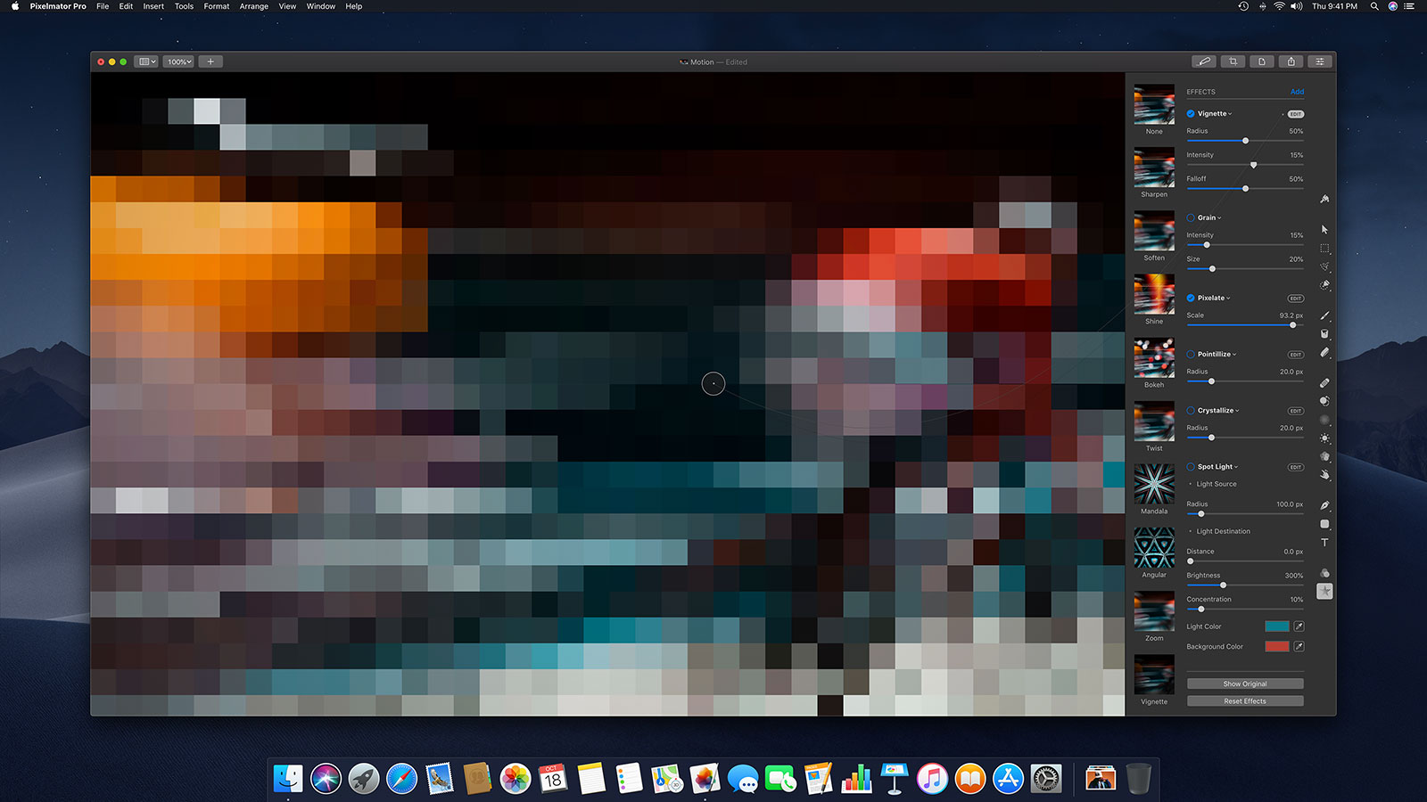 Effects - Pixelmator Pro