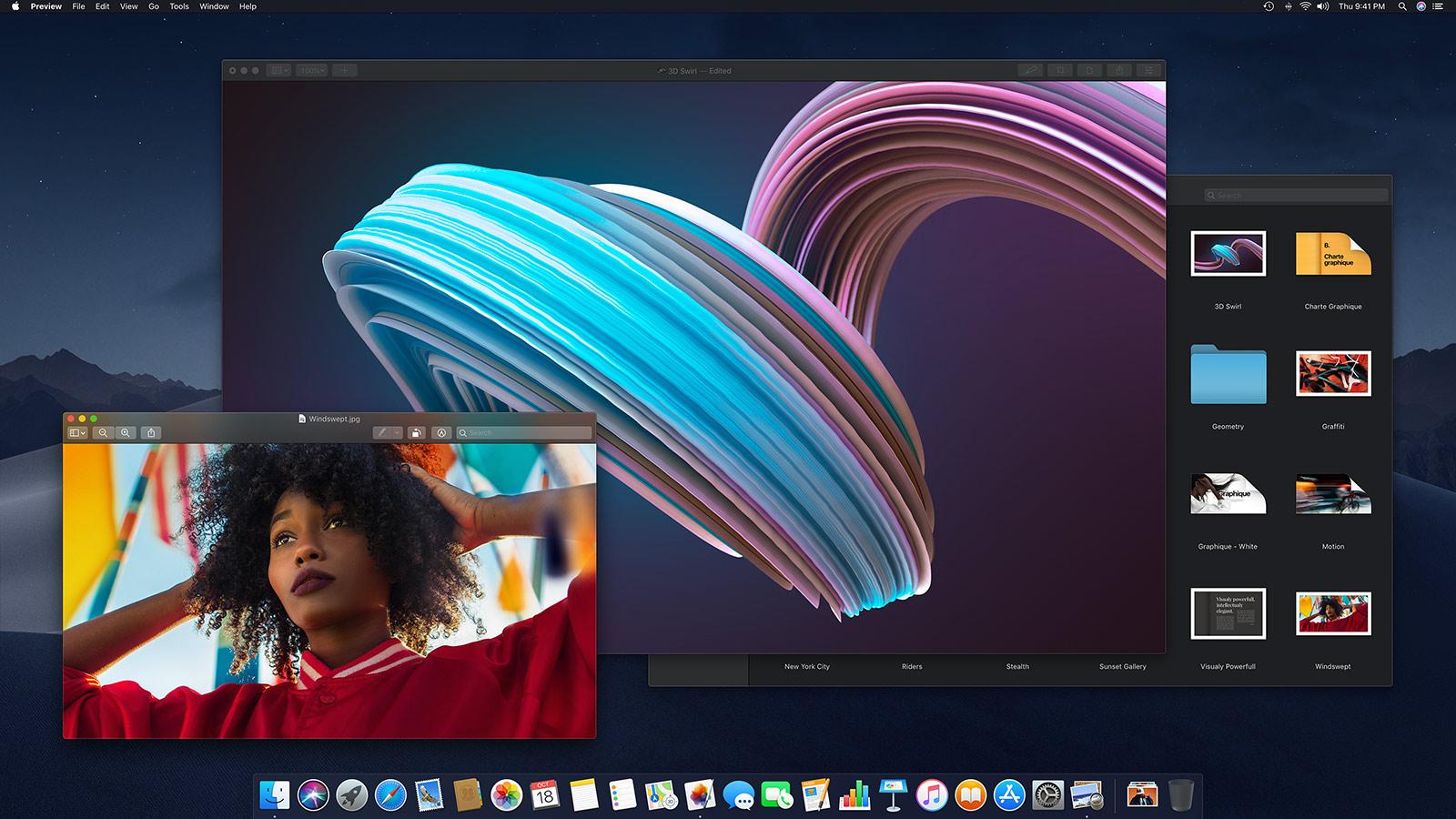 Experience - Pixelmator Pro