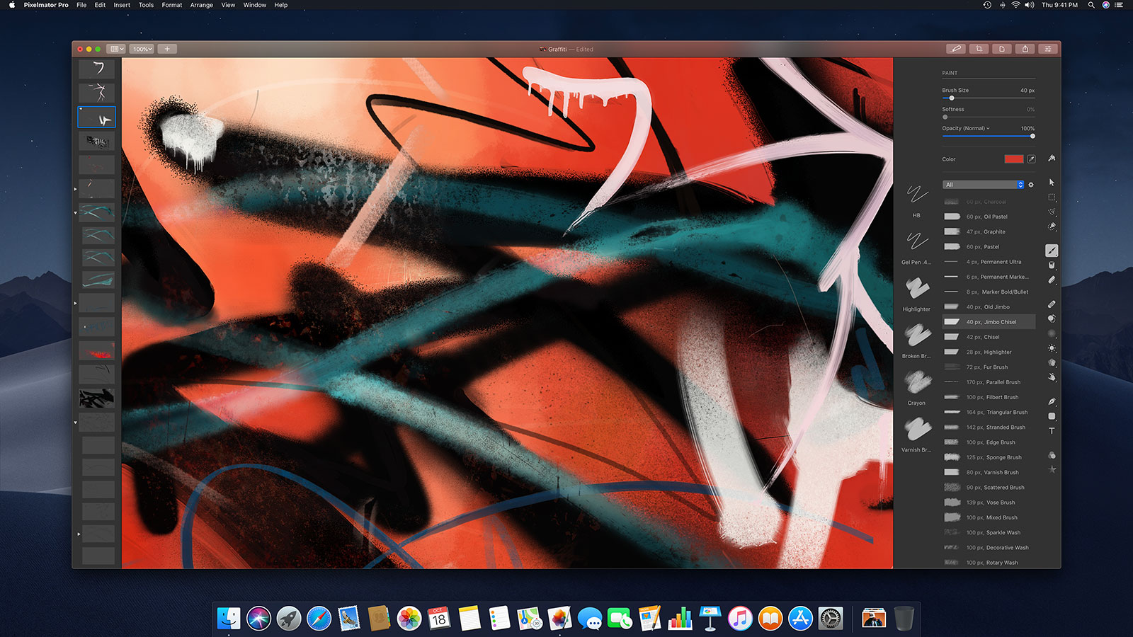 Pixelmator Pro Circuit Design Suite You Can Create Multiple Layers And Arrange The With A Range Of Innovative Features New Technologies Painting In Is More Enjoyable Than Ever Whether Youre Just Scribbling